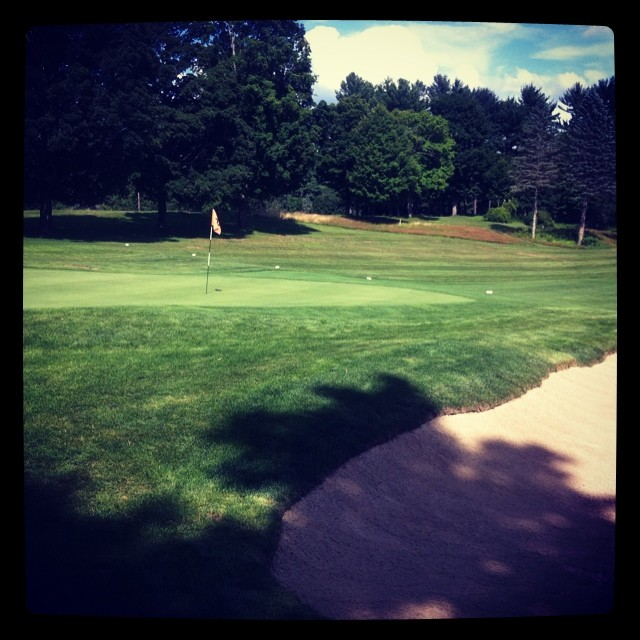 Northfield CC. #golf #golfcourse ⛳️⛳️⛳️☀️☀️☀️