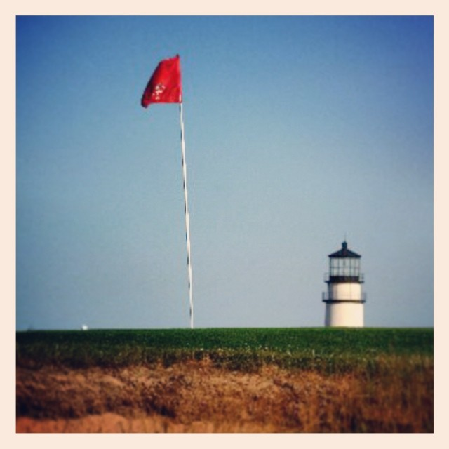 Highlands Links. Truro, MA. A 9 hole course on the ocean you'll never forget! #golf #highlandlinks #capecode
