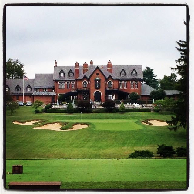 Hurstbourne CC, Louisville, KY. Fun course to play! #golf #louisvillegolf #hurstbournecc