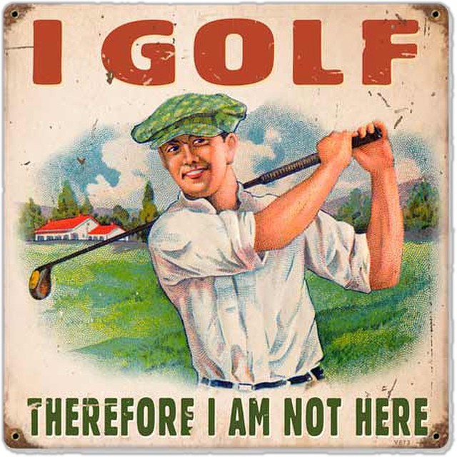 Love this! #golf #vintagegolf