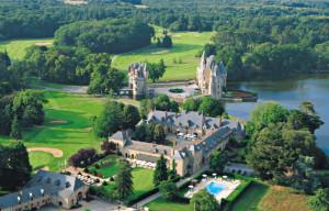 Golf in Western France