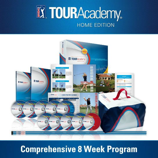 tour academy golf lessons md Giveaway: PGA TOURAcademy Home Edition Deluxe Package
