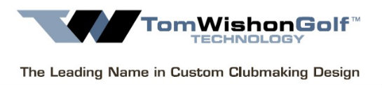 Tom Wishon Golf Logo