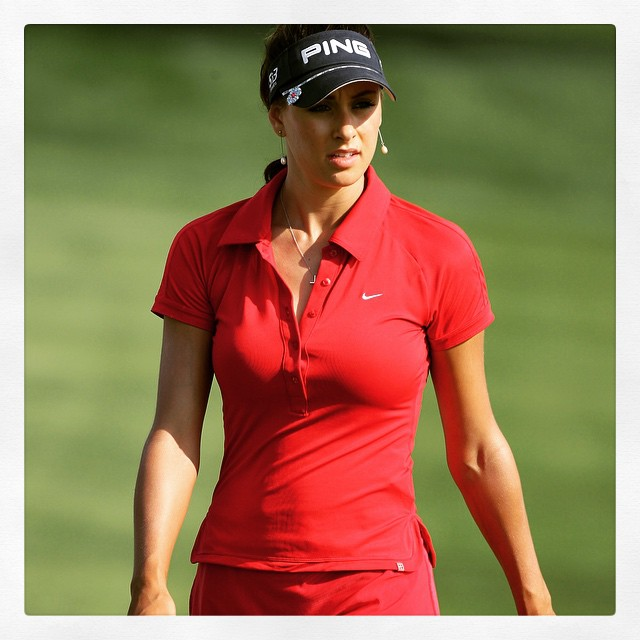 1st Russian on Ladies European Tour, Maria Verchenova. #golf #instagolf #golfing #golfbabe #golffashion ??⛳️?☀️