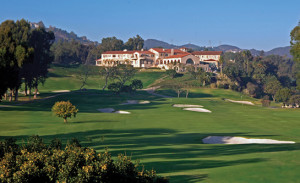 Old World Golf at Riviera