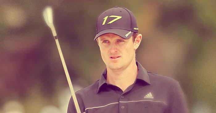 Justin Rose golf pre-shot routine