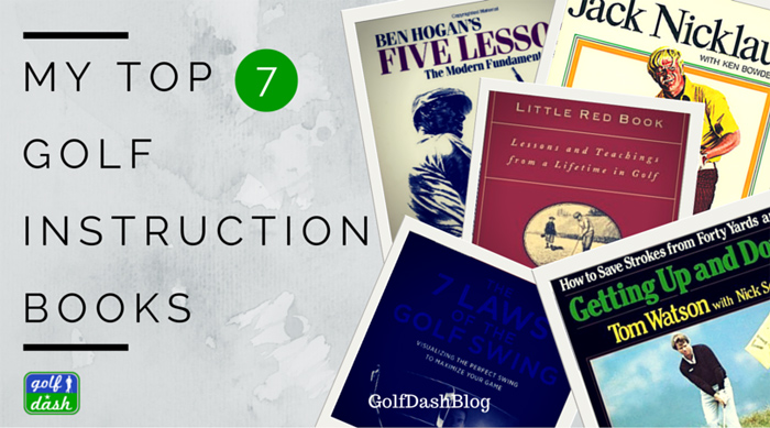 best golf instruction books