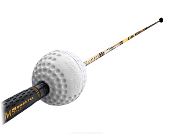 speed woosh - golf training aid