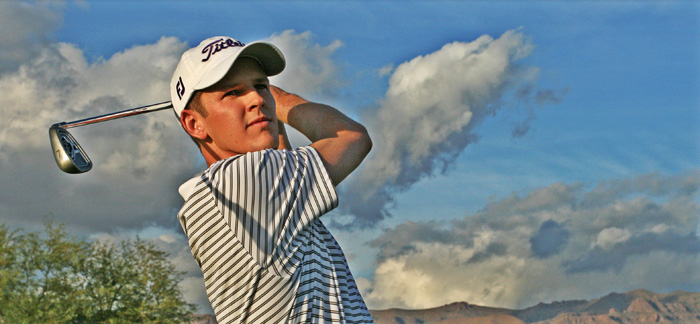 Grant Brown golf