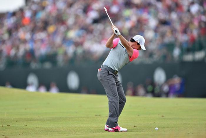 rory mcillroy golf swing